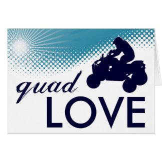 quad love atv card