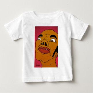 quad nose tee shirt