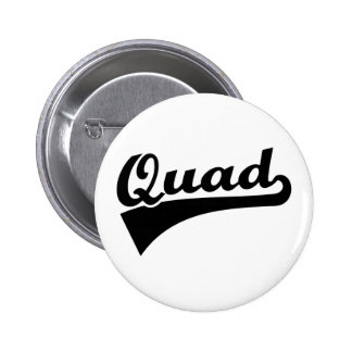 Quad Pinback Button