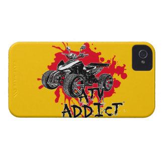 Quad race iPhone 4 cases