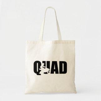 Quad Tote Bag