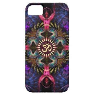 Quadra Angels Fractal Art Aum iPhone Case iPhone 5 Cases