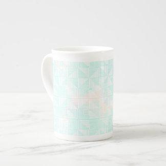 Quadra Watercolor Bone China Mug HALPIN CREATIVE
