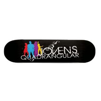 Quadrangular Skate Young Skateboard Deck