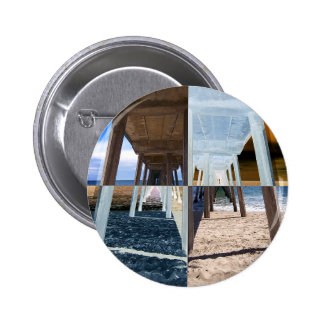 Quadrants of An Ocean Pier Button