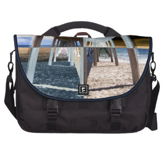 Quadrants of An Ocean Pier Commuter Bag