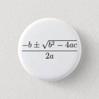 Quadratic equation button