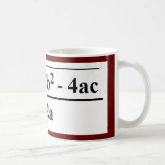 Quadratic Mug
