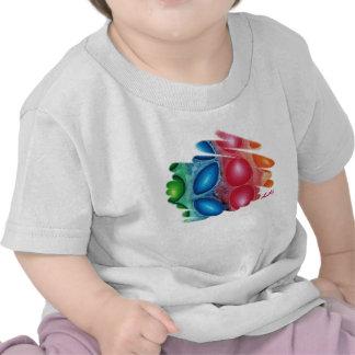 Quadric Spirals Toddler T-Shirt
