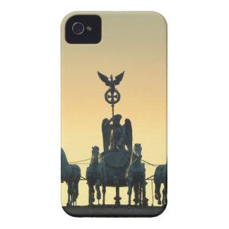 Quadriga Brandenburg Gate 001, Berlin iPhone 4 Cover