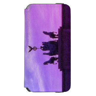 Quadriga Brandenburg Gate 003.0, Berlin iPhone 6/6s Wallet Case