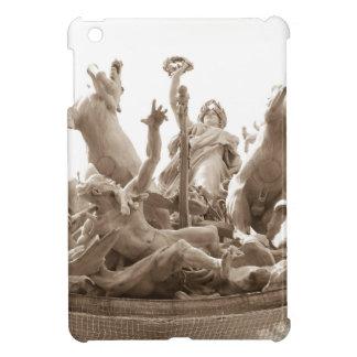 Quadriga in Paris, France iPad Mini Case
