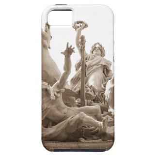Quadriga in Paris, France iPhone SE/5/5s Case