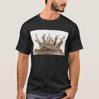 Quadriga in Paris, France T-Shirt