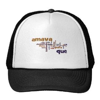 Quadrilha João Amava maria Trucker Hat