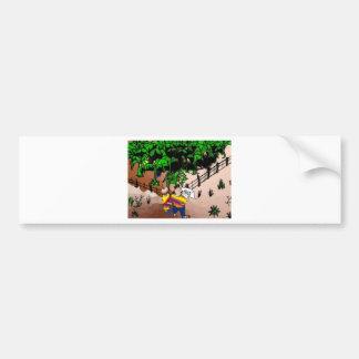 quadro1 quadrinho dialogue surveyor boy bumper sticker