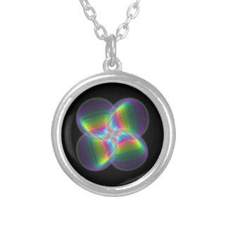 Quadroon Pinwheel Necklace
