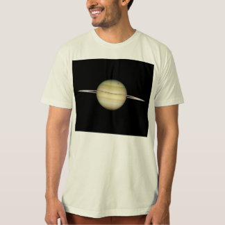 Quadruple Saturn Moons in Transit T-Shirt