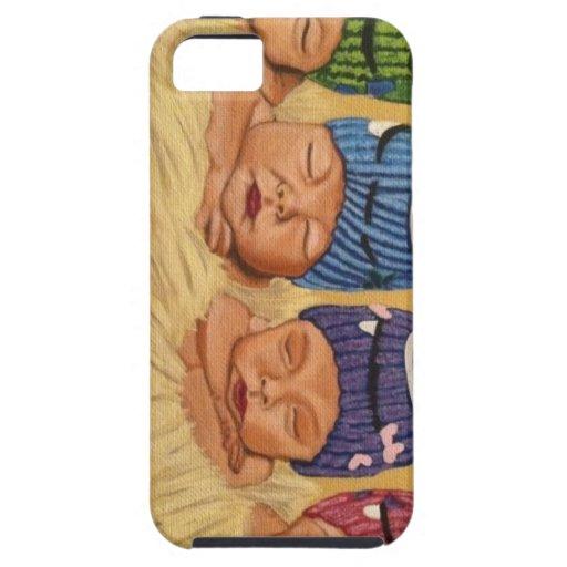 Quadruplets iPhone 5 Cover