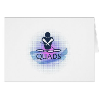 Quads Card