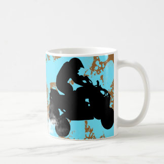 quads. classic white coffee mug