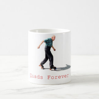 Quads Forever Mug
