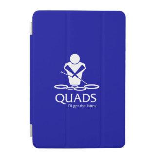 QUADS - I'll Get The Lattes iPad Mini Cover