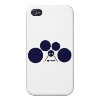 quads case for iPhone 4