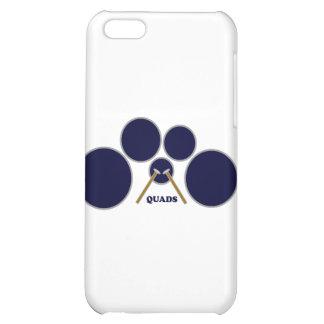 quads iPhone 5C case