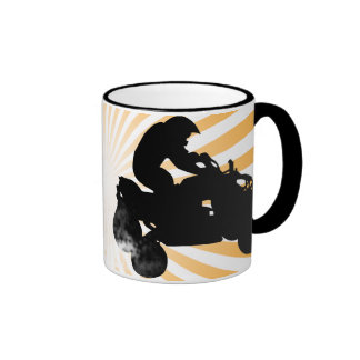 quads. ringer mug