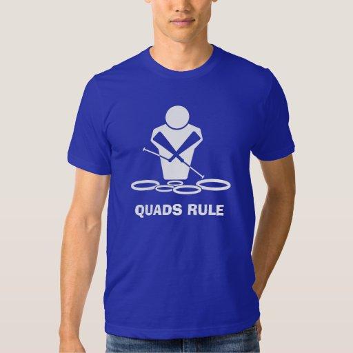 QUADS RULE DRESSES
