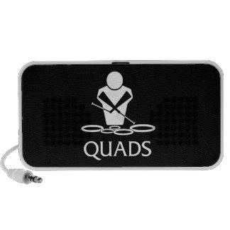 Quads Speaker
