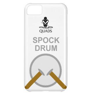 Quads Spock Drum iPhone 5C Case