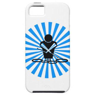 QUADS - SUN BURST - POW BANG - WOW - TENORS! iPhone SE/5/5s CASE