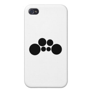 Quads - Two spocks iPhone 4 Case