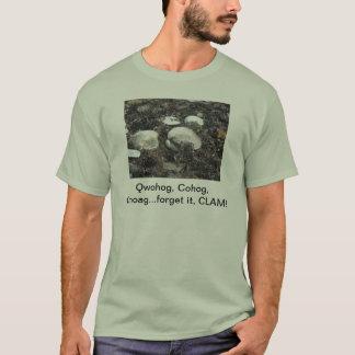 Quahog Clam Shirt