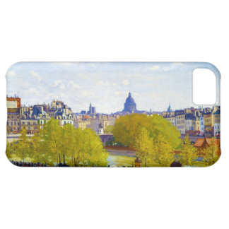 Quai du Louvre Claude Monet Case For iPhone 5C