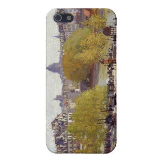 Quai du Louvre - Claude Monet Case For iPhone SE/5/5s