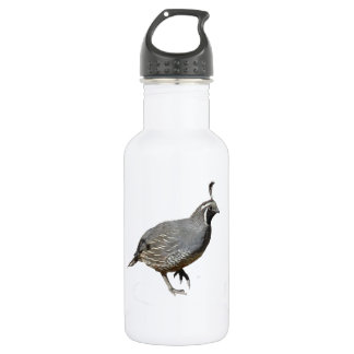QUAIL 2 STAINLESS STEEL WATER BOTTLE