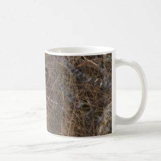 Quail Bird In The Desert Coffee Mug