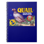 Quail Brand Contra Costa Bartletts Journal