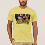 Quail Brand Contra Costa Bartletts T-Shirt