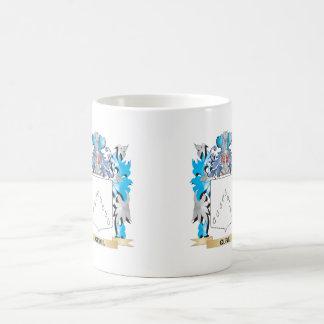 Quail Coat of Arms - Family Crest Classic White Coffee Mug