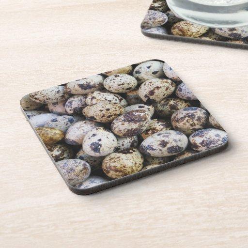 Quail Eggs Coaster