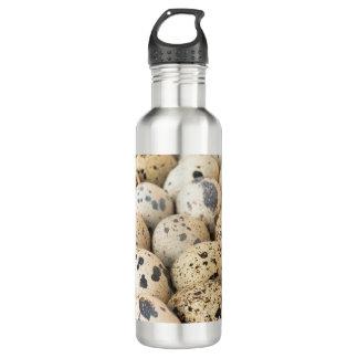 Quail Eggs Stainless Steel Water Bottle