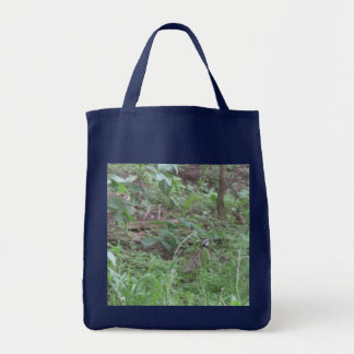 Quail In The Hills Tote Bag