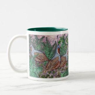 quail mug