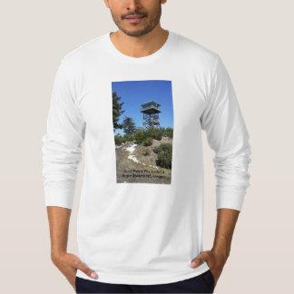 Quail Prairie Lookout T-shirt