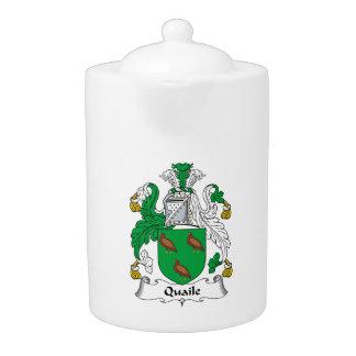 Quaile Family Crest