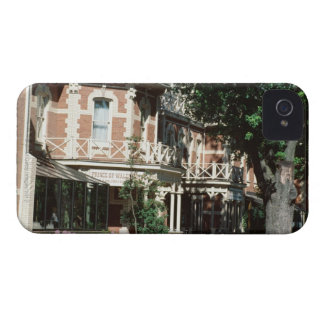Quaint architecture exterior, Canada iPhone 4 Case-Mate Case